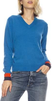Kule Sawyer V Neck Sweater