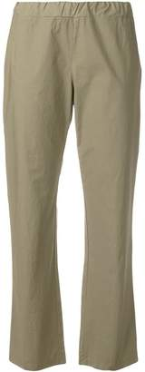 Labo Art cropped trousers