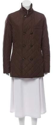 Brunello Cucinelli Quilted Lightweight Jacket