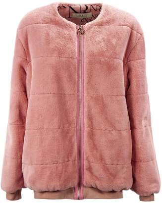 Nina Ricci Pink Faux Fur.