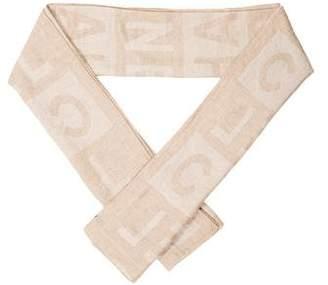 Chanel Cashmere Silk Stole