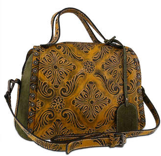 Spring Step L'Artiste by Tinfleur Leather Satchel - Women's