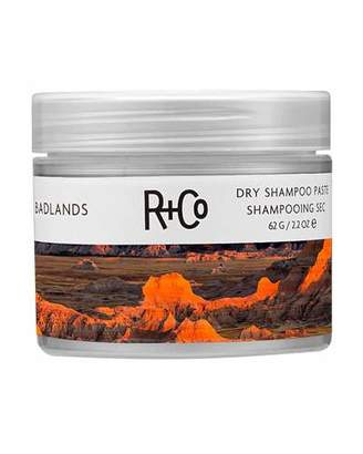 R+Co BADLANDS Dry Shampoo Paste, 2.2 oz. $28 thestylecure.com