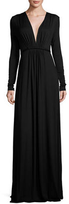 Rachel Pally Long-Sleeve Full-Length Caftan Dress, Plus Size $273 thestylecure.com