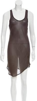 Isabel Marant Silk Studded Dress
