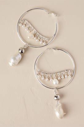 Ziva Hoop Earrings