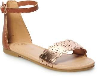 So SO Giraffe Girls' Sandals