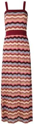 Cecilia Prado sleeveless long knitted dress