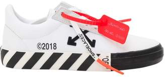 Off-White Off White Vulcanised Sneakers