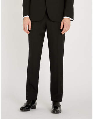 Polo Ralph Lauren Slim-fit wool straight-leg trousers
