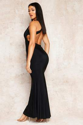 07fa8cc5f18e9 boohoo Cross Back Dresses - ShopStyle UK