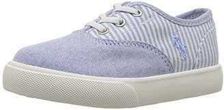 Polo Ralph Lauren Girls' Valigore Sneaker