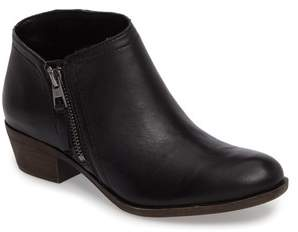 Lucky Brand Brielley 2 Asymmetrical Bootie