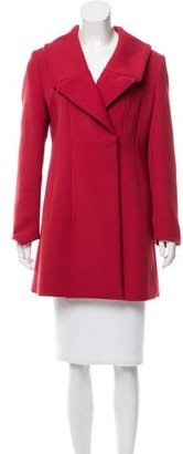 Marni Knee-Length Wool-Blend Coat