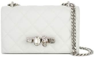 Alexander McQueen Knuckle shoulder bag