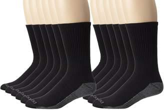 Dickies Men's Dri-Tech Comfort Crew Socks - Big & Tall