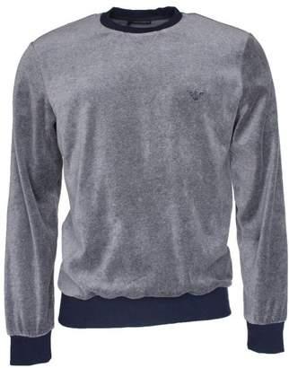 Emporio Armani 111785 Velvet Sweater