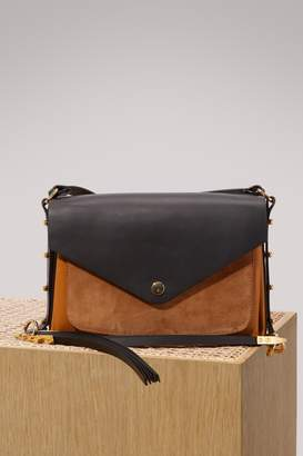 Isabel Marant Leather Lehoa crossbody