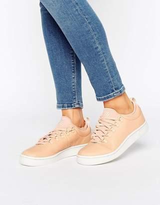K-Swiss Roy Ankle Sock Sneakers In Pink