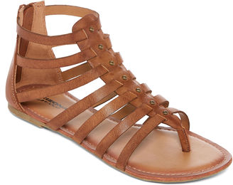 ARIZONA Arizona Casadi Gladiator Strap Sandals $50 thestylecure.com