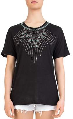 The Kooples Beaded Tee