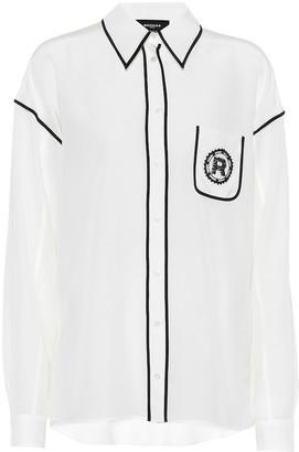 Rochas Silk shirt