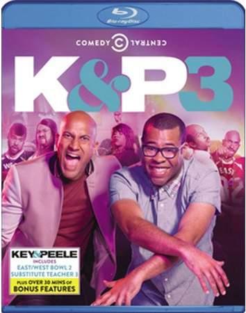 Paramount Key & Peele: Season Three (Blu-ray)