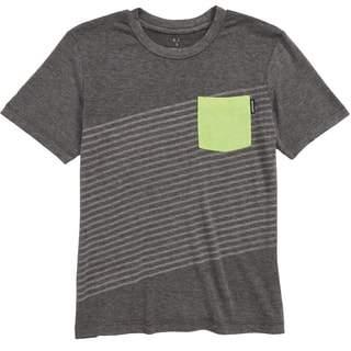 GROM Stack Stripe Pocket T-Shirt
