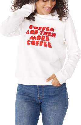 ban.do Coffee & More Coffee Pullover