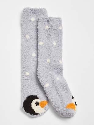 Gap Graphic Cozy Crew Socks