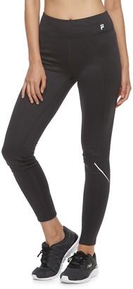 best website 2650f 5de23 at Kohl s · Fila Sport Women s SPORT Zipper-Pocket Mid-Rise Fleece Leggings