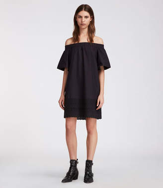 AllSaints Livia Trixi Dress