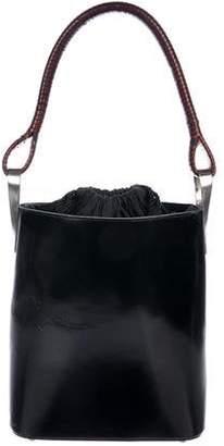 Kenzo Leather Bucket Bag