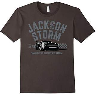 Disney Pixar Jackson Storm Taking Circuit Graphic T-Shirt