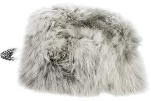 Boyy Fur Crossbody Bag