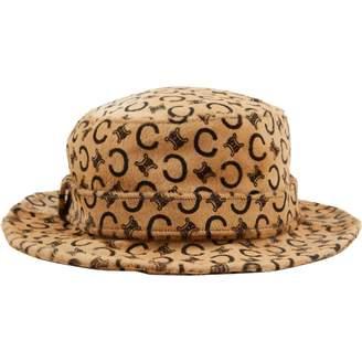 5437ae6f774 Leather Hat - ShopStyle UK