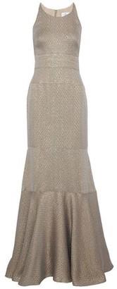 J. Mendel J.Mendel J.mendel Fluted Metallic Silk-blend Cloque Gown