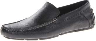 Calvin Klein Men's Miguel Tumbled Leather Slip-On Loafer