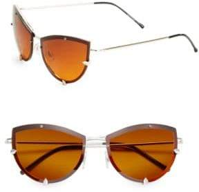 Spitfire Shark Tooth 60MM Cat Eye Sunglasses