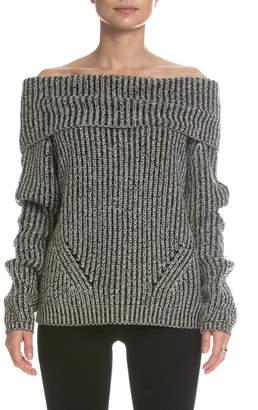 Elan International Cowl Knit Sweater
