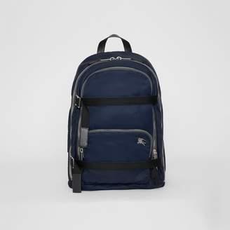 Burberry Large EKD Aviator Nylon Backpack