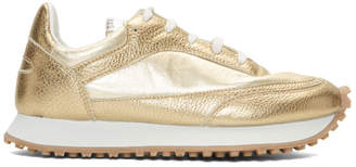 Comme des Garcons Gold Spalwart Edition Tempo Low Sneakers