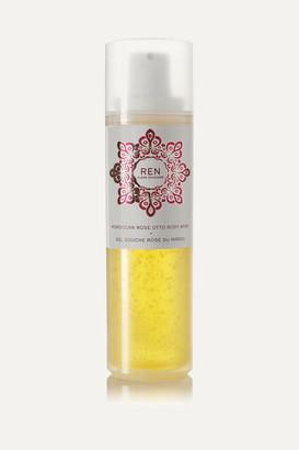 Ren Skincare Moroccan Rose Otto Body Wash, 200ml - one size