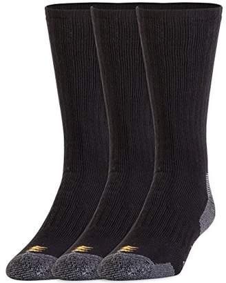 PowerSox Men's 3-Pack Cushion Boot Socks