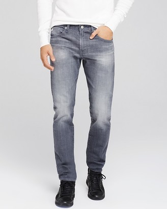 AG Dylan Super Slim Fit Jeans in 11 Years Crusoe $94.99 thestylecure.com