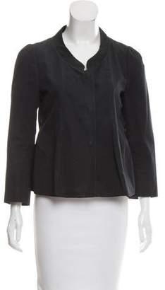Marni Lightweight Snap-Up Jacket