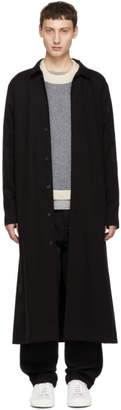 Stephan Schneider SSENSE Exclusive Black Real Coat