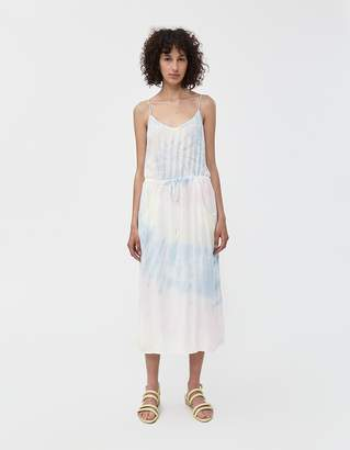 Elodie K Farrow Tie Dye Dress