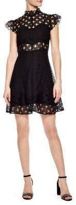 Sandro Short Dress