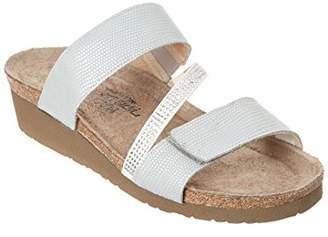 Naot Footwear Women's Sheryl Wedge Slide Sandal